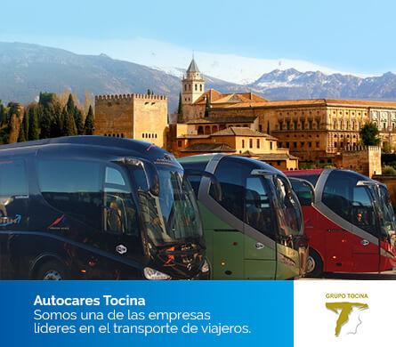 Autocares Tocina Sierra Nevada